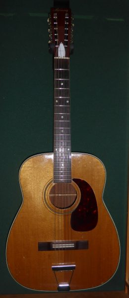 Harmony 1270 12 String1960's  £695