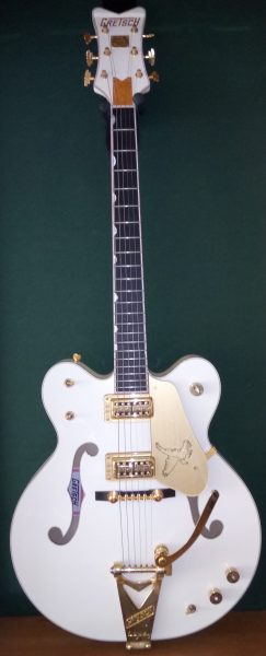 Gretsch White Falcon 125 Anniversary Model