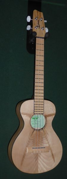 Rainer UK Tenor Maple Ukulele
