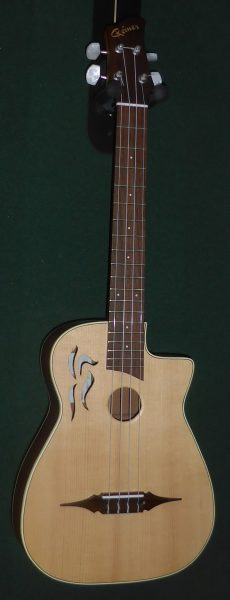 Rainer UK Maccaferri Style Tenor Uke