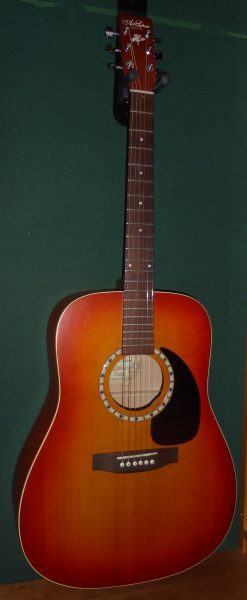 Canadian Art Luthier Cherry Dreadnaught