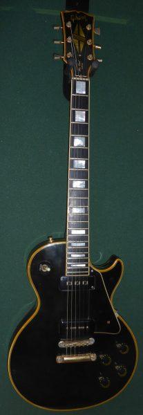 Early 70's Les Paul Custom £3995