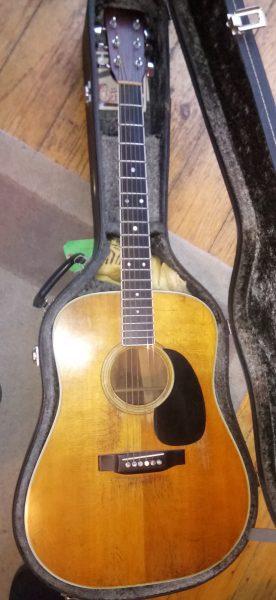 1979 Martin D35 Acoustic £1795
