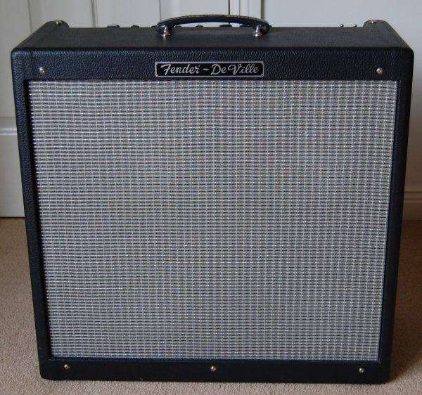 Fender Hot Rod Blues DeVille 410