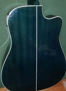 Hohner LH Back Body