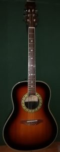 Tanglewood Odssey Front