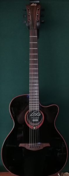 LAG Tramontane T100ACE Electro-Acoustic Guitar £ 295