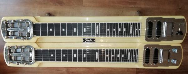 Fender Dual/Deluxe/Stringmaster Six Lap Steel