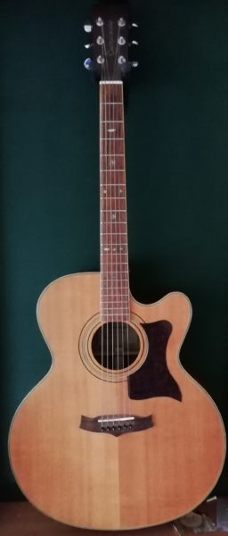 Tanglewood AW155AS JUMBO E/Acoustic £245