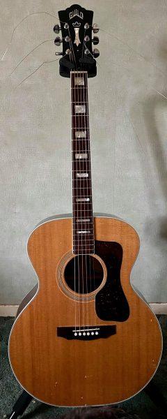 1973 Rare Guild F47 Acoustic £1395