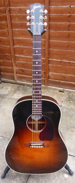 2011 Gibson J45  £1695